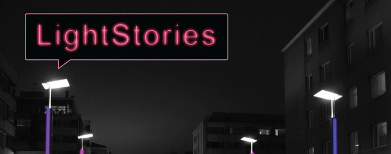 Valotarina [LightStories] website launched for controlling street lights in Oulu