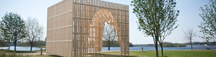 DigiWoodLab workshop – HILA pavilion